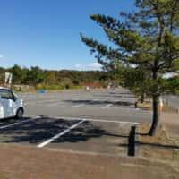 手樽海浜公園 駐車場