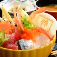 おりこ乃の海鮮丼