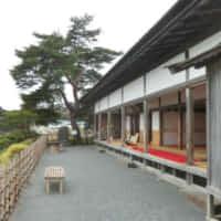 観瀾亭茶室