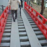 五大堂・透かし橋