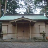 葉山神社社殿