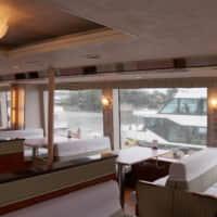松島観光船 グリーン席