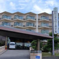 松島センチュリーホテルのが外観