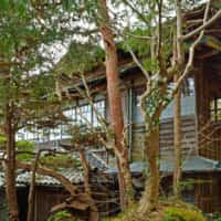 旧亀井邸 外観